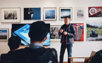 Making Your Business Pitch Stand Out From The Crowd