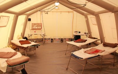 Temporary Medical Facilities: What to Consider for Their Setup