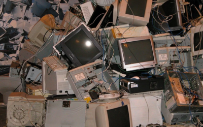 4 Ways To Reduce Electronic Waste In Your Business