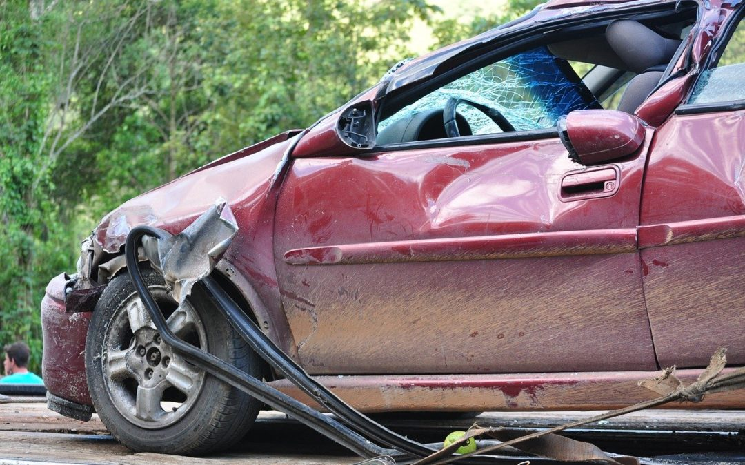 Top Five Reasons Why Road Accidents Happen